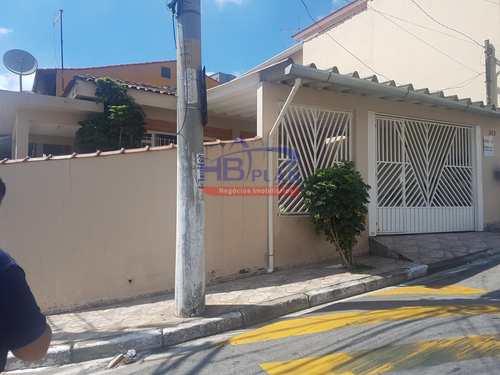 Casa, código 053 em Barueri, bairro Jardim Tupanci