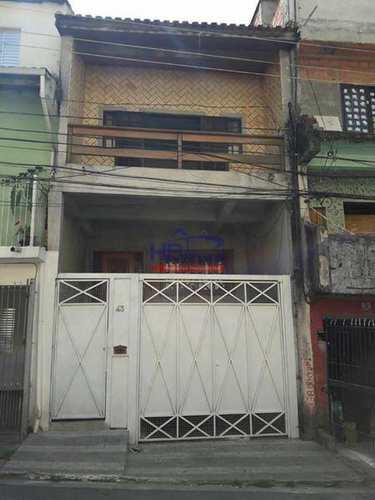 Sobrado, código 066 em Barueri, bairro Vila Boa Vista