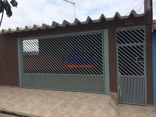 Casa, código 086 em Carapicuíba, bairro Jardim Ana Maria