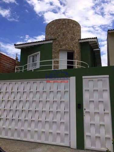 Sobrado, código 088 em Cajamar, bairro Portais (Polvilho)