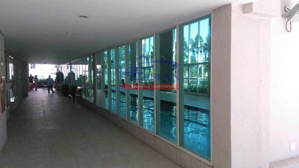 Apartamento em Santana de Parnaíba, no bairro Tamboré