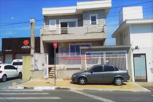 Sobrado, código 102 em Cajamar, bairro Portais (Polvilho)