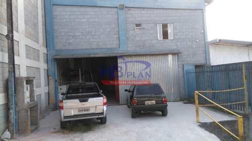 Galpão Industrial, código 124 em Jandira, bairro Jardim Alvorada