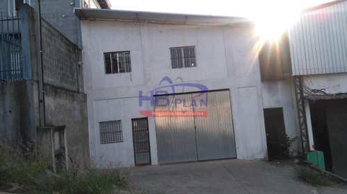 Galpão Industrial, código 125 em Jandira, bairro Jardim Alvorada