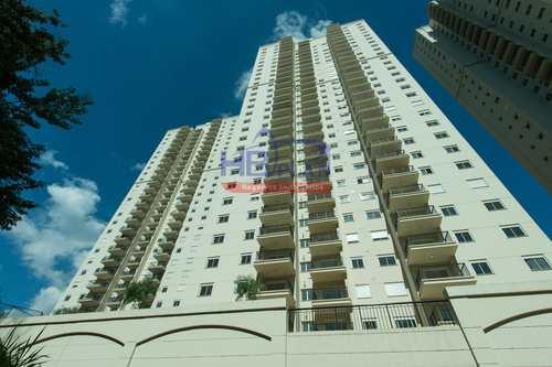 Apartamento, código 132 em Barueri, bairro Jardim Tupanci