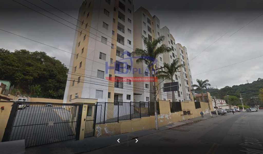 Apartamento em Itapevi, bairro Cidade da Saúde