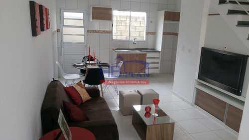 Casa, código 144 em Santana de Parnaíba, bairro Chácara do Solar II (Fazendinha)