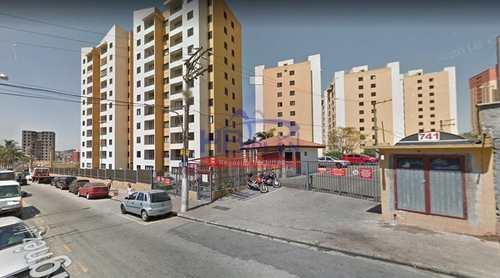 Apartamento, código 146 em Osasco, bairro Jaguaribe