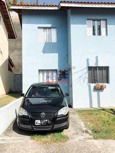 Casa de Condomínio, código 148 em Jandira, bairro Jardim Stella Maris