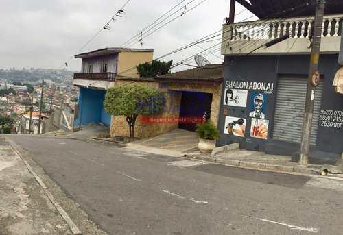 Casa, código 152 em Barueri, bairro Vila Engenho Novo
