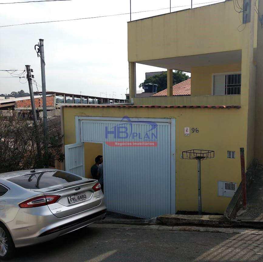 Casa em Carapicuíba, no bairro Jardim Marilu