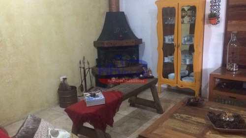 Sobrado, código 162 em Santana de Parnaíba, bairro Recanto Silvestre (Fazendinha)