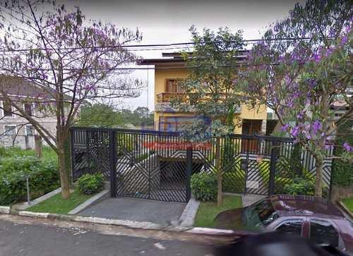 Sobrado, código 173 em Osasco, bairro Adalgisa