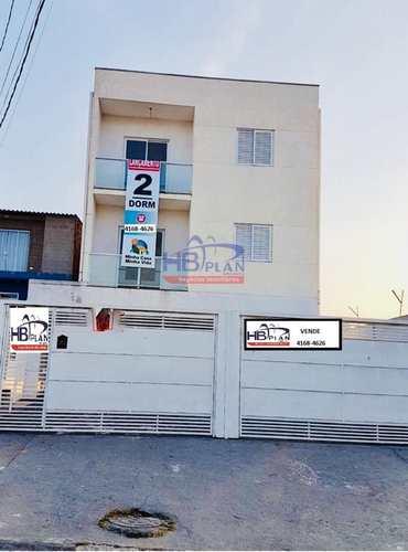 Apartamento, código 176 em Itapevi, bairro Parque Suburbano