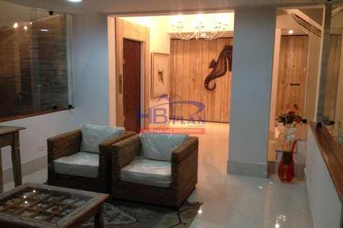 Apartamento, código 186 em Guarujá, bairro Balneário Cidade Atlântica