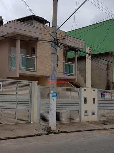 Casa, código 206 em Santana de Parnaíba, bairro Cidade São Pedro - Gleba A