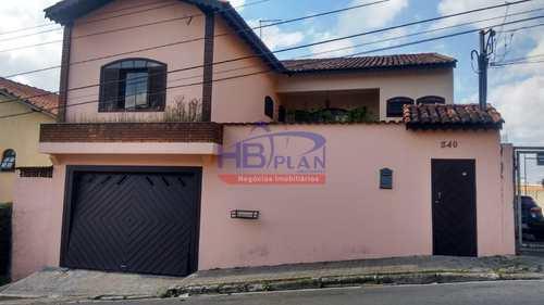 Sobrado, código 225 em Barueri, bairro Vila Boa Vista