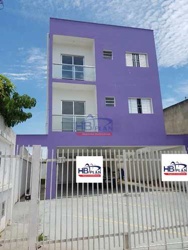 Apartamento, código 034 em Itapevi, bairro Jardim Bela Vista