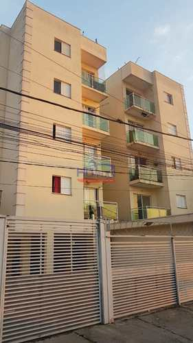 Apartamento, código 195 em Itapevi, bairro Jardim Rosemary