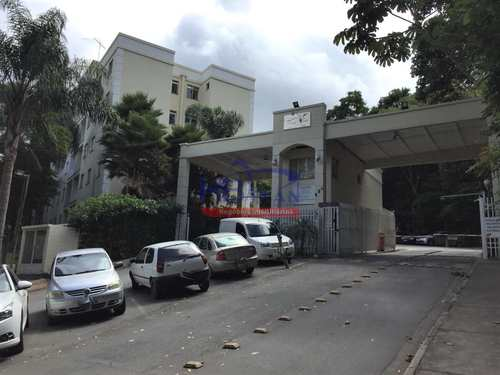 Apartamento, código 196 em Cotia, bairro Jardim Caiapiá