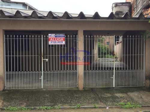Casa, código 282 em Barueri, bairro Vila Engenho Novo