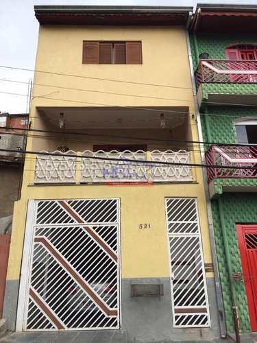 Sobrado, código 297 em Barueri, bairro Parque dos Camargos