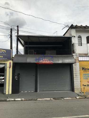 Salão, código 307 em Barueri, bairro Centro