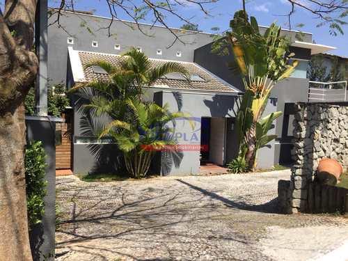 Casa de Condomínio, código 314 em Jandira, bairro Nova Higienópolis