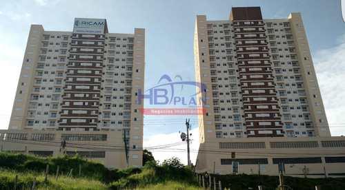 Apartamento, código 319 em Barueri, bairro Parque Viana