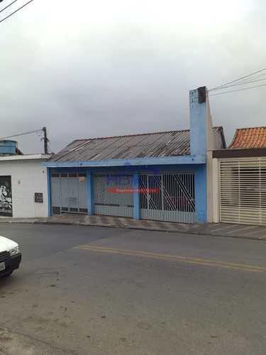 Casa, código 325 em Itapevi, bairro Centro