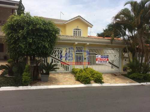 Casa de Condomínio, código 333 em Jandira, bairro Parque Nova Jandira