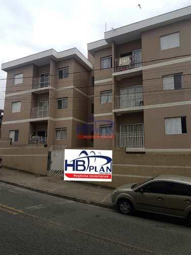 Apartamento, código 339 em Itapevi, bairro Centro