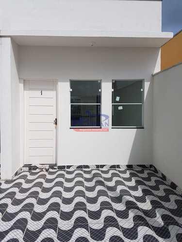 Casa, código 316 em Sorocaba, bairro Jardim Santa Madre Paulina