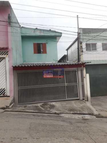 Casa, código 262 em Barueri, bairro Vila Morellato