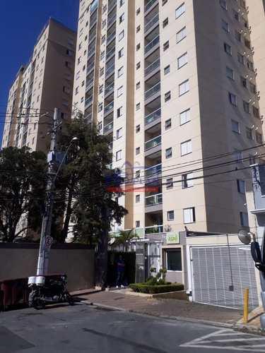 Apartamento, código 158 em Barueri, bairro Vila Barros