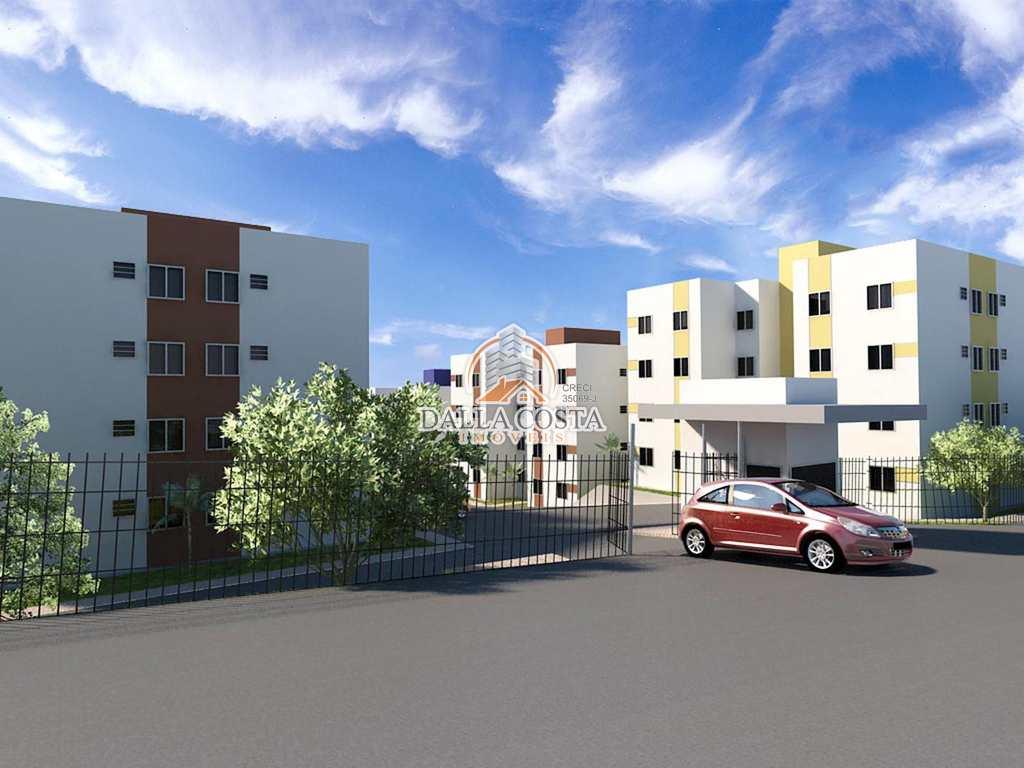 Apartamento em Capivari, no bairro Alto Castelani