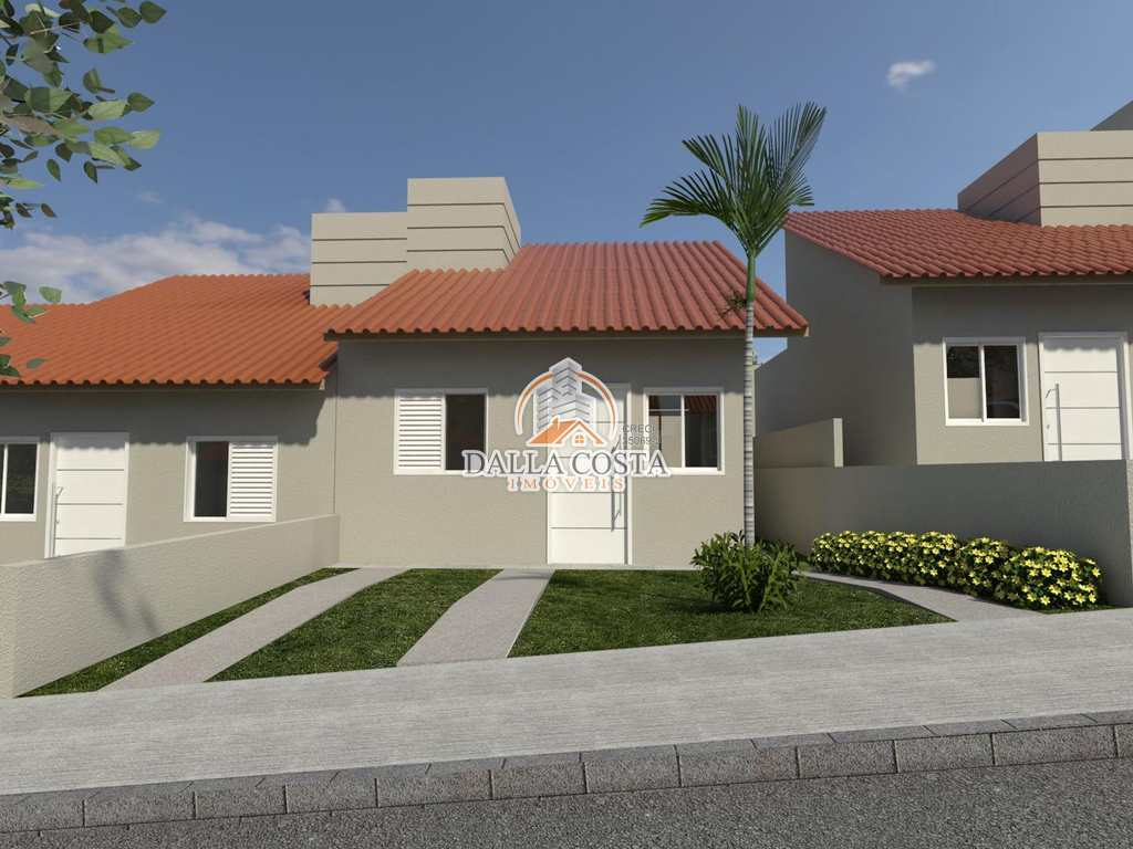Casa de Condomínio em Capivari, no bairro Santo Antonio