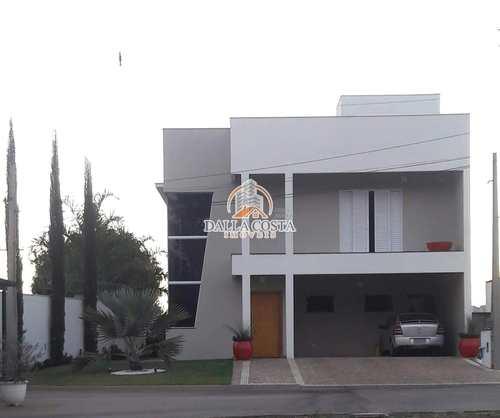 Casa de Condomínio, código 41 em Capivari, bairro Centro