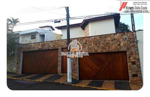 Sobrado, código 46 em Capivari, bairro Centro