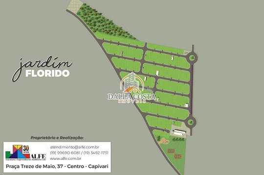 Terreno em Capivari, no bairro Centro