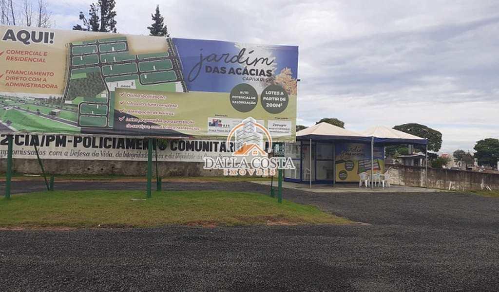 Terreno Comercial em Capivari, bairro Centro