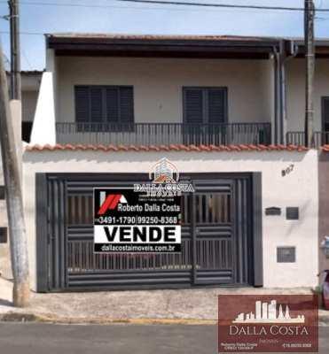 Casa, código 76 em Capivari, bairro Genova