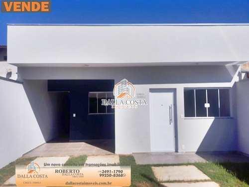 Casa, código 102 em Capivari, bairro Jardim Tarsila