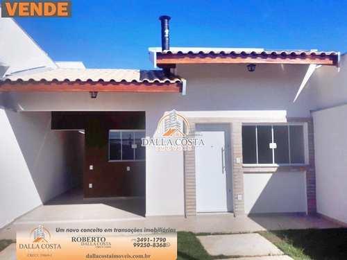 Casa, código 103 em Capivari, bairro Jardim Tarsila