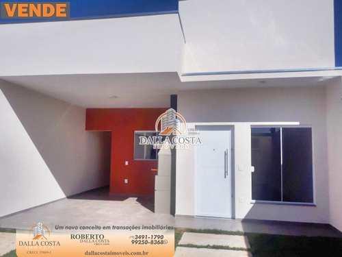 Casa, código 104 em Capivari, bairro Jardim Tarsila