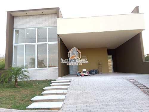 Casa de Condomínio, código 121 em Capivari, bairro Centro