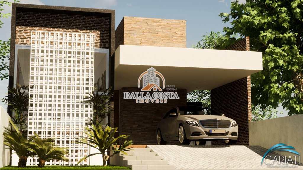 Casa de Condomínio em Capivari, no bairro Centro