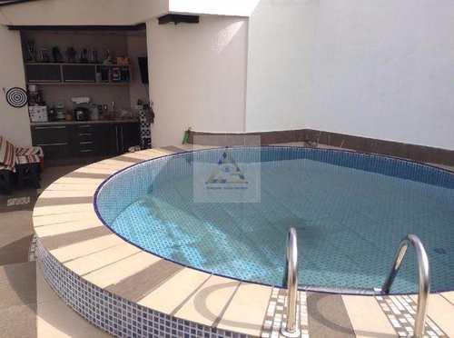 Apartamento, código 12 em Mogi das Cruzes, bairro Vila Lavínia