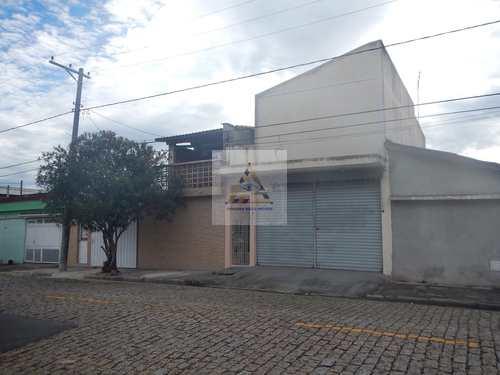 Casa, código 59 em Mogi das Cruzes, bairro Vila Mogilar
