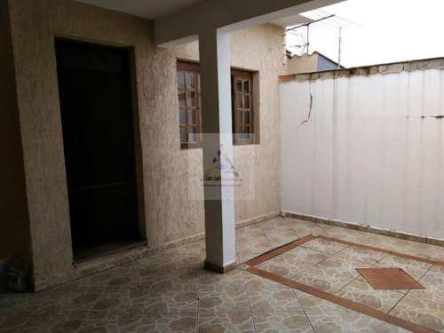 Casa, código 87 em Mogi das Cruzes, bairro Vila Lavínia